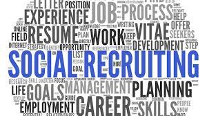 Social Recruiting Logo
